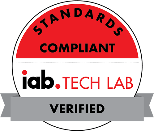 iab accredited and certified podcast and advertising seal